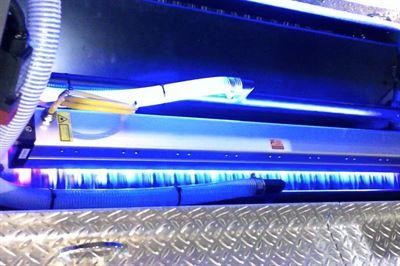 LED UV sušenje